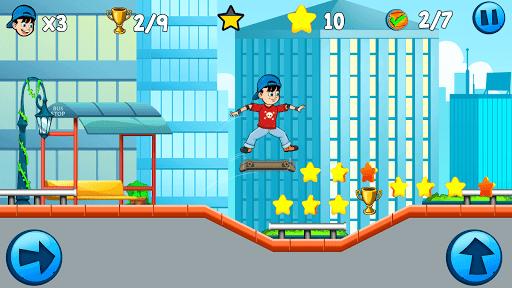 Skater Kid 7.1.29.5 screenshots 5