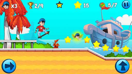 Skater Kid 7.1.29.5 screenshots 8