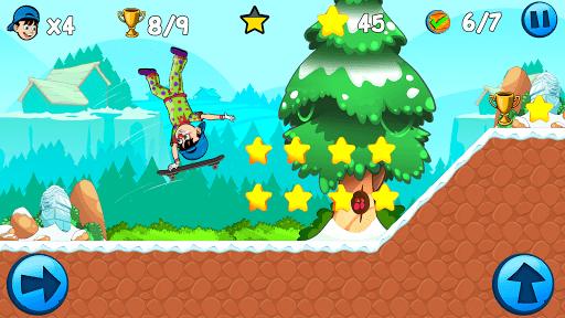 Skater Kid 7.1.29.5 screenshots 9