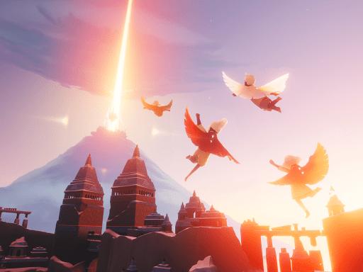 Sky Children of the Light screenshots 14