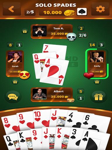 Spades -Batak HD Online 40 screenshots 4