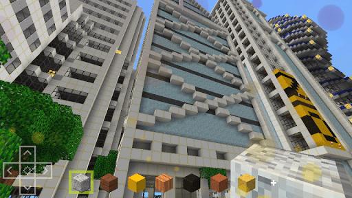 Survival Cube Crafts Adventure Crafting Games 1.1 screenshots 3