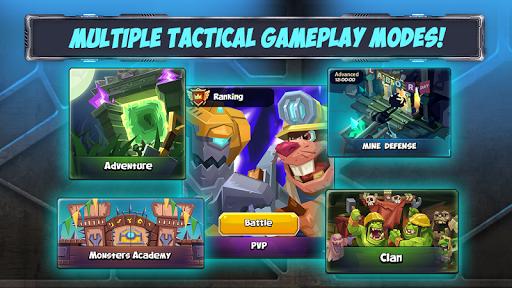 Tactical Monsters Rumble Arena -Tactics amp Strategy 1.18.1 screenshots 22