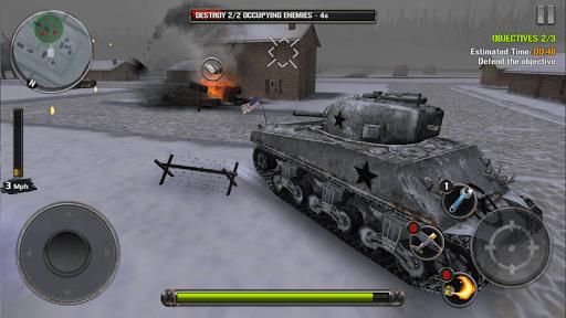 Tanks of Battle World War 2 1.32 screenshots 1