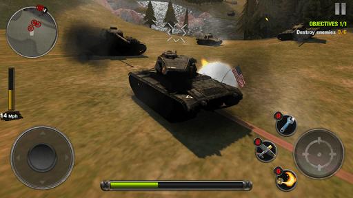 Tanks of Battle World War 2 1.32 screenshots 3