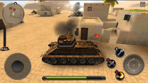 Tanks of Battle World War 2 1.32 screenshots 5