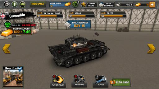Tanks of Battle World War 2 1.32 screenshots 6