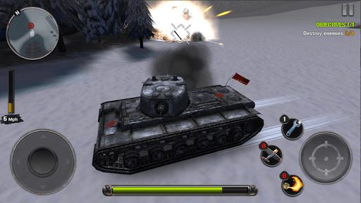 Tanks of Battle World War 2 1.32 screenshots 9