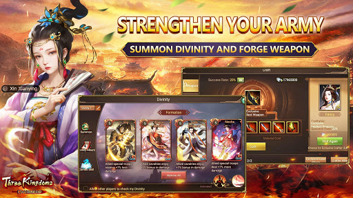 Three Kingdoms Overlord 2.8.57 screenshots 4