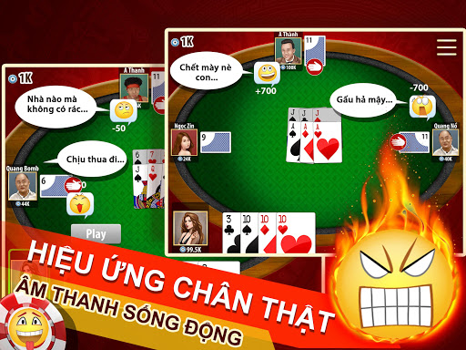 Tien Len Mien Nam 2.3.16 screenshots 12