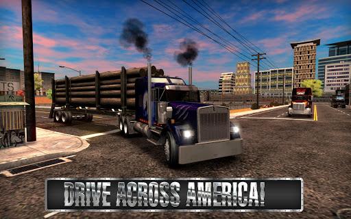 Truck Simulator USA 2.2.0 screenshots 2