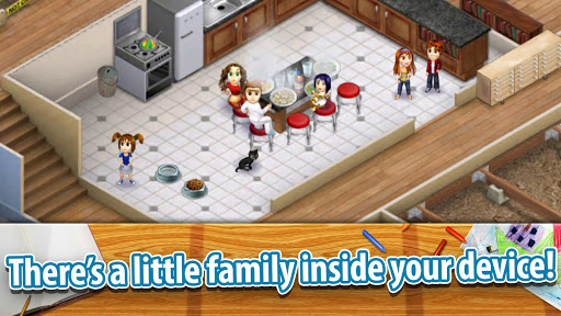 Virtual Families 2 1.7.6 screenshots 1