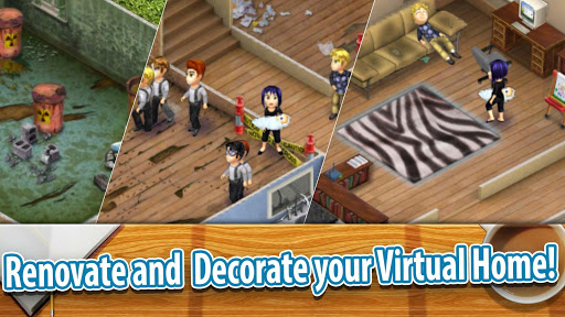 Virtual Families 2 1.7.6 screenshots 2