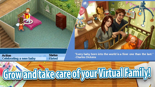 Virtual Families 2 1.7.6 screenshots 3