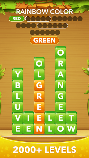 Word Heaps – Swipe to Connect the Stack Word Games 3.5 screenshots 9