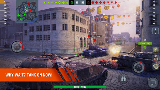 World of Tanks Blitz MMO 7.2.0.575 screenshots 11