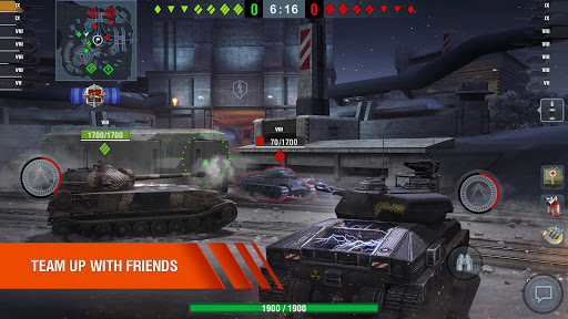 World of Tanks Blitz MMO 7.2.0.575 screenshots 14