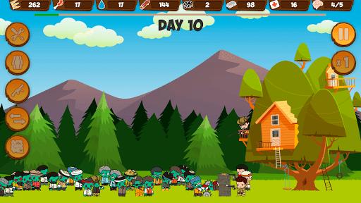 Zombie Forest HD Survival 1.30 screenshots 5