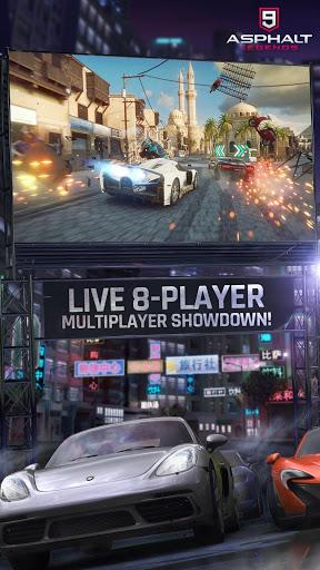 Asphalt 9 Legends – Epic Car Action Racing Game 2.4.7a screenshots 5
