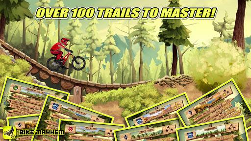 Bike Mayhem Mountain Racing screenshots 4