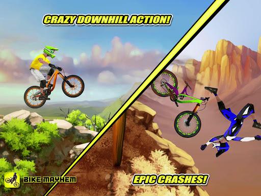 Bike Mayhem Mountain Racing screenshots 7