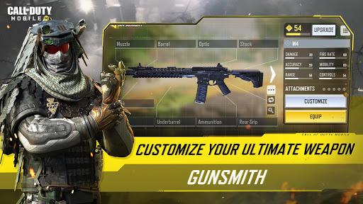 Call of Duty Mobile 1.0.16 screenshots 2