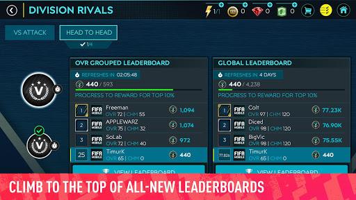 FIFA Soccer screenshots 20