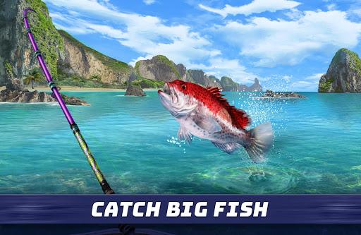 Fishing Clash Fish Catching Games 1.0.123 screenshots 1