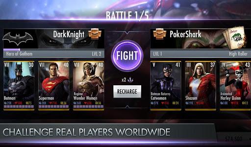 Injustice Gods Among Us 3.3.1 screenshots 4