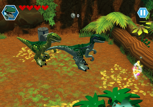 LEGO Jurassic World screenshots 8