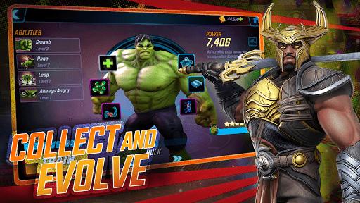 MARVEL Strike Force – Squad RPG 4.4.0 screenshots 5