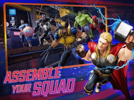 MARVEL Strike Force – Squad RPG 4.4.0 screenshots 7
