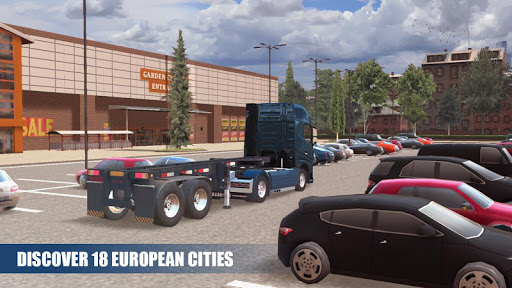 Truck Simulator PRO Europe 1.2 screenshots 12