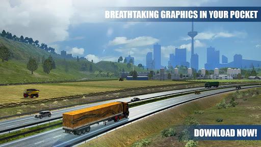 Truck Simulator PRO Europe 1.2 screenshots 5