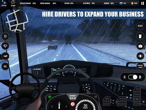 Truck Simulator PRO Europe 1.2 screenshots 8
