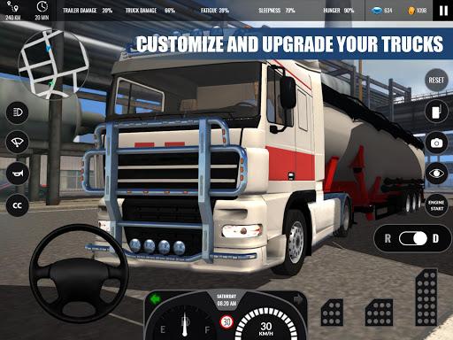 Truck Simulator PRO Europe 1.2 screenshots 9