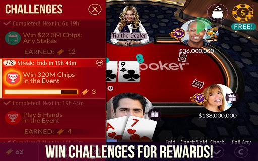 Zynga Poker Free Texas Holdem Online Card Games 21.99 screenshots 13