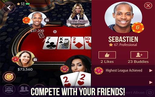 Zynga Poker Free Texas Holdem Online Card Games 21.99 screenshots 7
