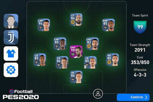 eFootball PES 2020 screenshots 6