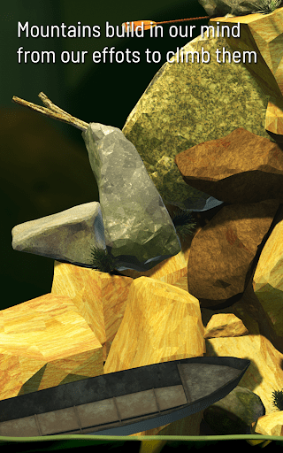Getting Over It with Bennett Foddy screenshots 9