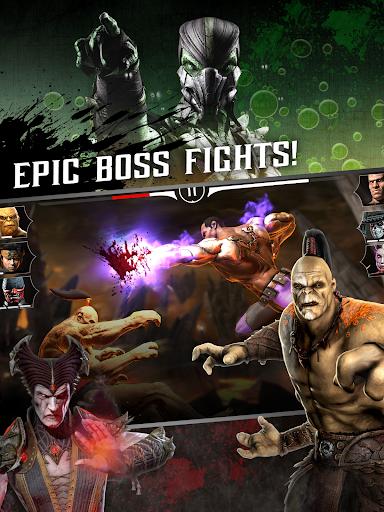 MORTAL KOMBAT The Ultimate Fighting Game 3.0.1 screenshots 12