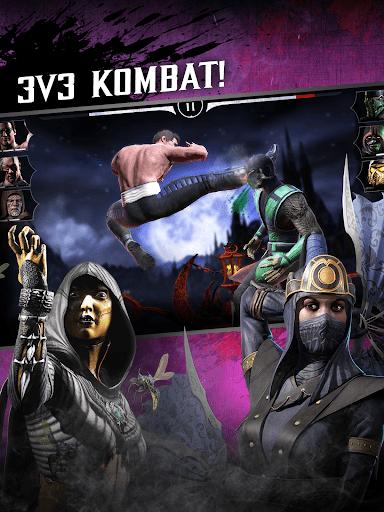 MORTAL KOMBAT The Ultimate Fighting Game 3.0.1 screenshots 8
