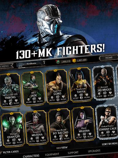 MORTAL KOMBAT The Ultimate Fighting Game 3.0.1 screenshots 9