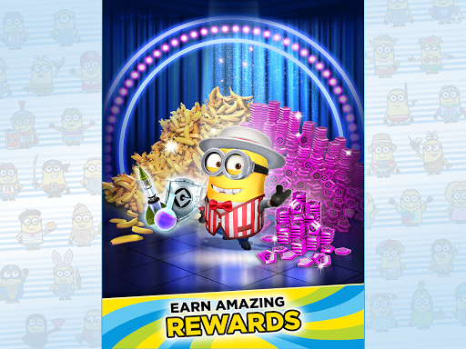 Minion Rush Despicable Me Official Game 7.5.0f screenshots 16
