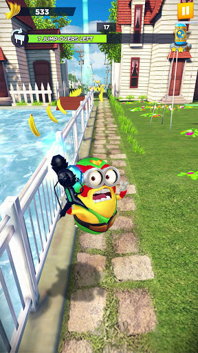 Minion Rush Despicable Me Official Game 7.5.0f screenshots 2