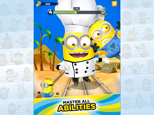 Minion Rush Despicable Me Official Game 7.5.0f screenshots 22