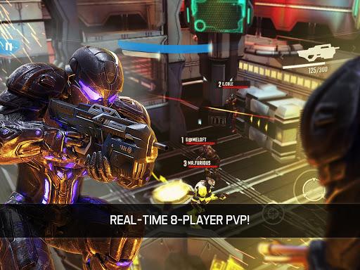 N.O.V.A. Legacy 5.8.3c screenshots 5