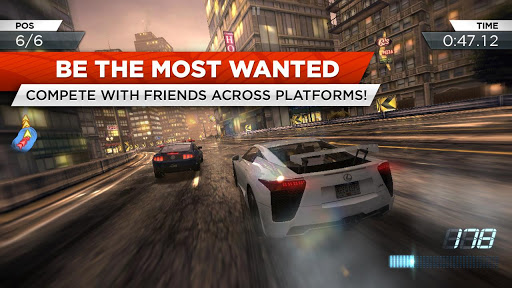 Need for Speed Most Wanted screenshots 3