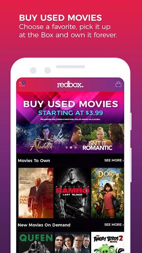 REDBOX Rent Stream amp Buy 9.67.0 screenshots 3