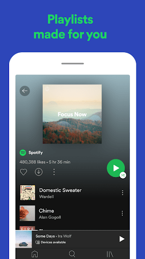 Spotify Listen to new music and play podcasts 8.5.84.875 screenshots 5